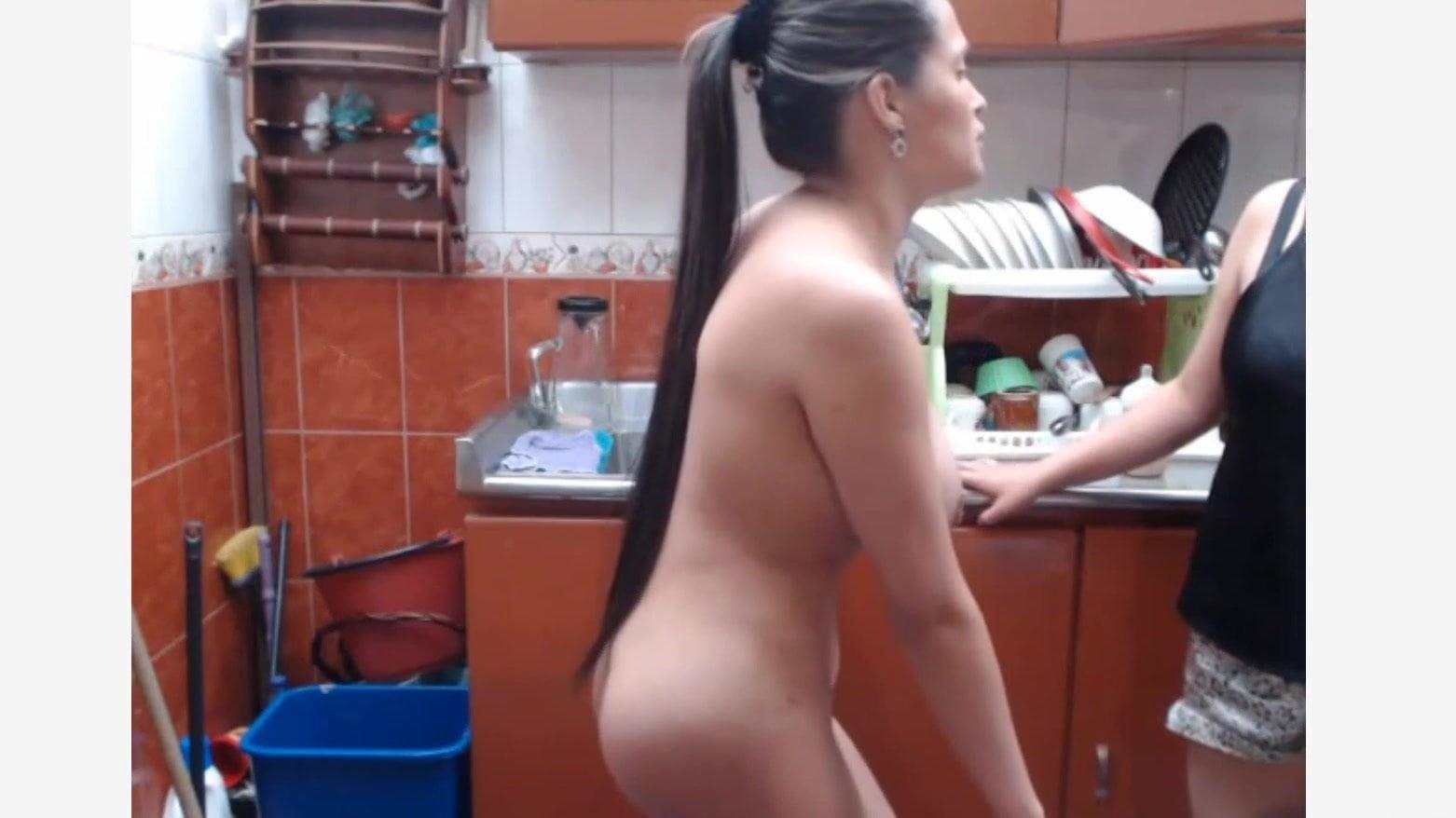 Huge Latina Tits Webcam