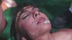 Jasmin St Claire - Pocahontas Gang Bang (aka Pokeheranus)
