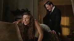 Keira Knightley, un metodo pericoloso, scene di sesso