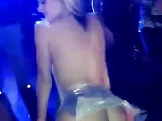 Winx club naked - Teen shows naked ass and pussy twerking in club