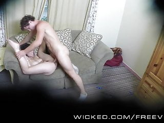 Sex cought on camera