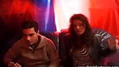 Sex In The Dutch Red Light Club To Feel Enjoyment