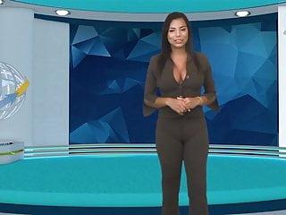 Naked news clip Naked news
