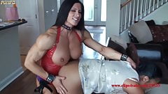 Fbb cuckold bitch and his wife