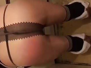 Get your ass up north michigan Sofia in shiny nylons get clap on your ass