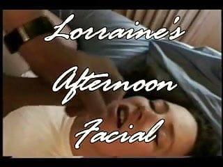 Naked lorraine pilkington Lorraines afternoon facial