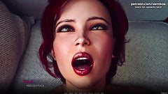 City of Broken Dreamers - Redhead Beauty Anal Sex - #13