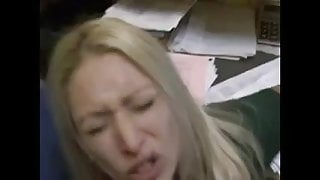 she squirts non stop while fucking