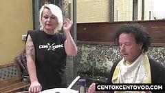 Francesca Nencetti torna alla CentoXCento per il cazzo