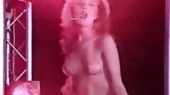 ALL RIGHT NOW - vintage glamour dance tease