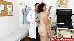 Fuck Hole examination plus a basty grandmother