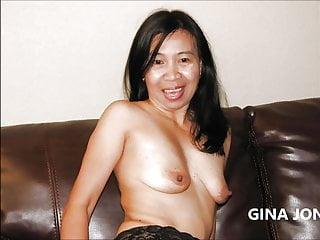 Gina jones nude photos Gina jones