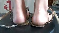 Strappy sandals shoejob