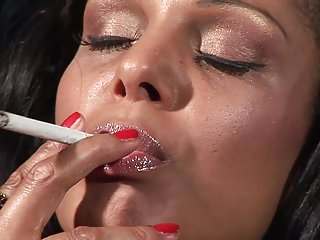 Large penises when its not erect - When the cigar exits her mouth a cock makes its debut