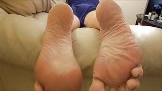 Do you like big feet??