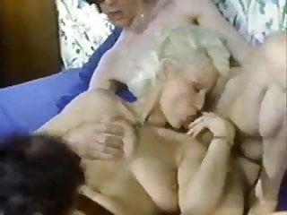 Odd strange porn Seka threesome with odd couple