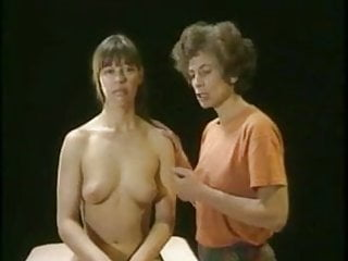 Nude female pecs - Massage enf embarrassed nude female