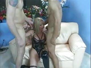 Bridgett kerkove monster cocks Bridgette kerkove rough double anal