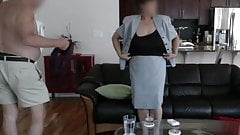 mature wife with her old boss (Part 1)