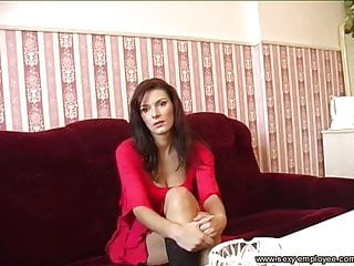 Woman on the bottom getting fucked - Beautiful woman with gorgeous body getting fucked