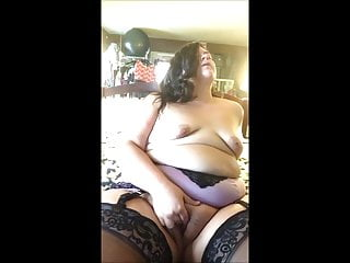 Super bbw free Super bbw teasing and masturbating