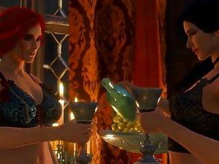 Sexy games the witcher - The witcher 3 hmv