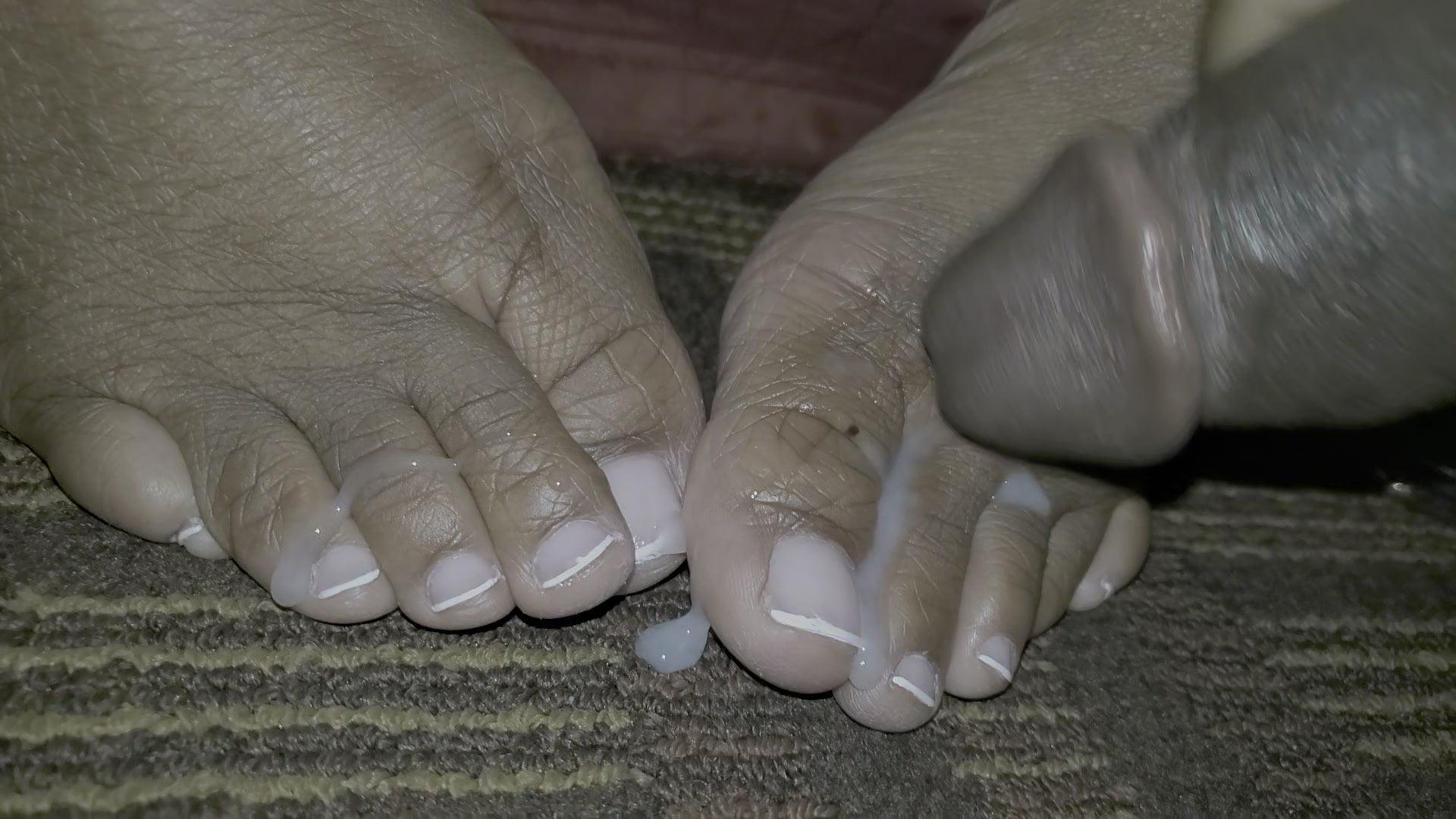French Girls Feet Socks