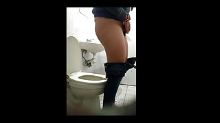 MEXICAN TOILET HAIRY WIFE