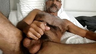Hairy step dad