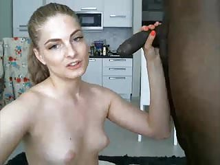 Mckenzie mack gets her pussy ate - Brunette get her pussy ate and fucked after bj