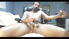 Tight cock and ball bondage