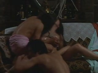 Hugh asian snake Flower and snake 1974 threesome erotic scene mfm