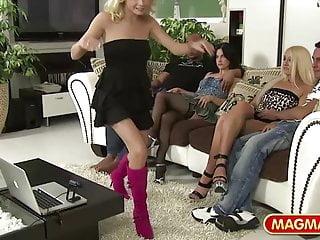 Sex rituals clubs - Mia magma breakfast ritual
