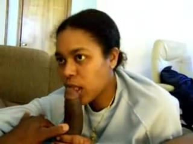Ebony Sucking Dick Swallow