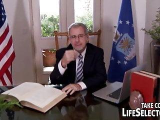 Sex slave tasks video - The presidents clerks unusual tasks