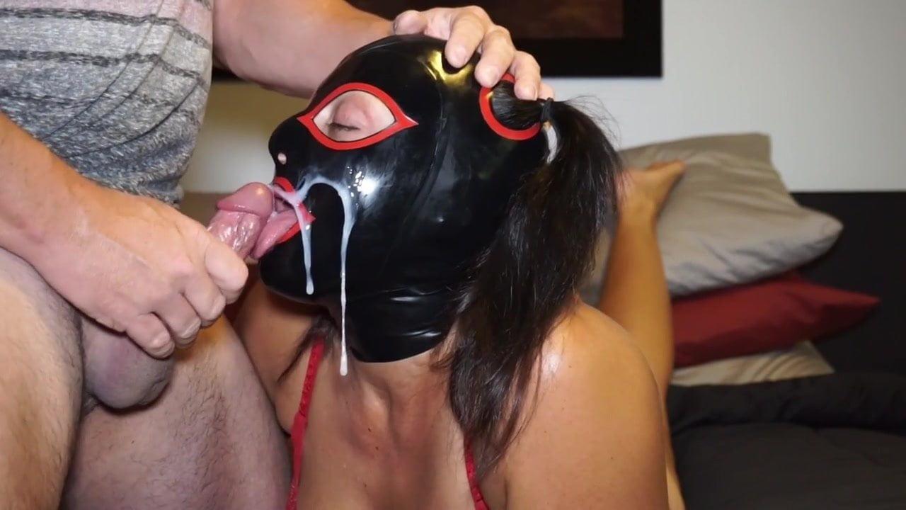 Zentai mask porn in most relevant