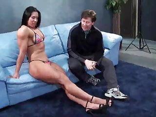 Gay men female muscle Female muscle