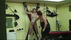 Tall blond slave 2