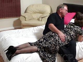 Fun wear lingerie in houston Milf wearing nylons gets spanked
