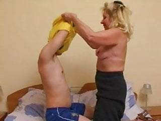 Good looking young naked women - Good looking blonde granny 2