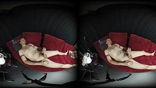 Third Dimension Masturbation - VR 180 3D