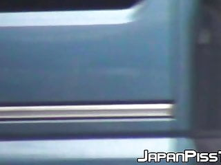 Spunk urban - Urban japanese hotties filmed peeing with hidden cam