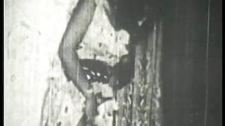 vintage - threesome circa 1950 Spain