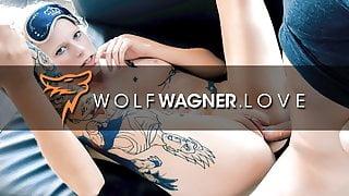Best OUTDOOR BLOWJOB & Hotel FUCK! WolfWagner.love