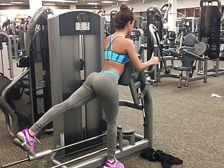 Sexy workout ass Yanet garcia sexy workout in spandex
