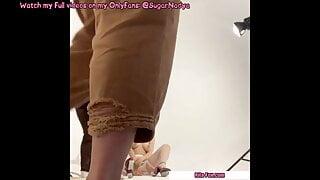 Hot photo shoot with redhead RitaFox