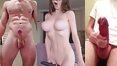 Try not to cum!!