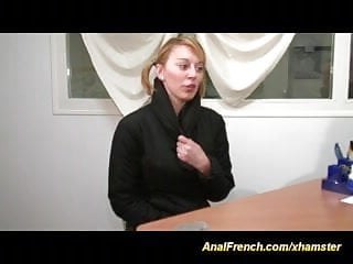 Girls first anal exeprience video French girls first threesome anal