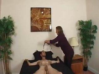 Delay his orgasm bondage Oh hi daddy... rm450