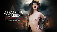 Jenny Doll As Lucia Marquez Fucks You In ASSASSINS CREED XXX